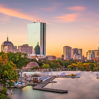 Boston location
